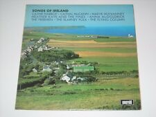 SONGS OF IRELAND LP 1971 The Flying Column CATHIE HARROP The Free Men