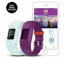 Garmin Vivofit Jr. 2 Disney Frozen 2 Ana Elsa Kids Fitness Watch  010-01909-44