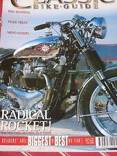 Classic Bike Guide 02/02BSA Rocket Gold Star,Triumph Tiger 750, Ariel Red Hunter