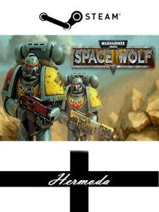 Warhammer 40,000: Space Wolf Steam Key - for PC Windows (Same Day Dispatch)