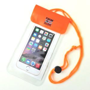 Swim Secure Waterproof Swimming Mobile Phone Bag High Viz *NEW*