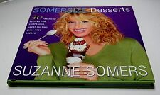 Books, Somersize Desserts, Cookbook, Recipes