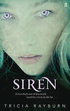 New, Siren, Tricia Rayburn, Book