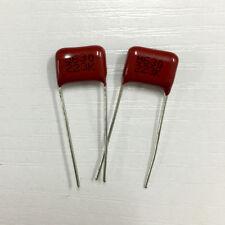 10PCS CL21 223K 630V 0.022UF 22NF P10 Metallized Film Capacitor