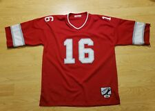 Authentic Throwbacks Jersey Gridiron Edition XL 1989 OHIO ST / STANFORD / 49ers