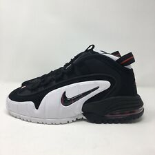 Nike Air Max Penny LE (GS) Black/White/Red 315519-007 Size 7Y / Women's Size 8.5