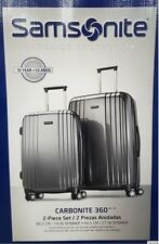 Samsonite Spinner (4) Wheels Hard Luggage