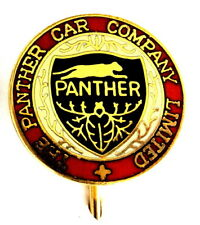 Voiture Aiguille-THE PANTHER Car Company Limited (2303 A)