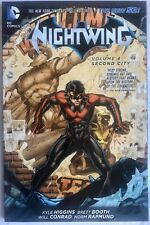 DC Comics The New 52 Nightwing Vol 4 Second City TPB