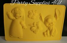 Disney Lilo & Stitch silicone mould. Chocolate/party/fondant/Flowers/Monster