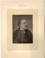 Gallot Charles, France, Pierre Zaccone, romancier populaire (1818-1895) Photogly