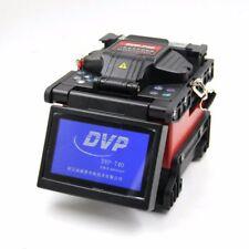 DVP-740 Fiber Optic Splicing Machine FTTH Fusion Splicer Soudeuse Fibre Optique