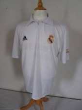 Maillot de football blancs taille L