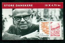 DENMARK HS165 (1393) Paul Henningsen booklet, VF