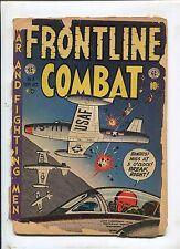 FRONTLINE COMBAT #8 (1.8) THUNDER JET!