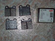 volkswagen coccinelle cox 1300 / 1302 / 1303 plaquette de frein avant neuf