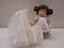 """""""Lullaby & Goodnight"""" Megan porcelain doll for Georgetown Collections"""