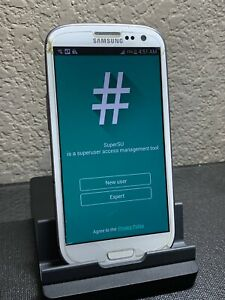 Samsung Galaxy S III - SPH-L710 16GB - White (Sprint) — Rooted Cyanogenmod 4.4.2