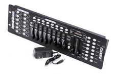 Dmx512 Console 192ch Desktop Controller Panel,Use For Stage Lighting Programmer
