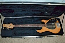 Ernie Ball Music Man StingRay 5 Electric Bass with Case Natural w/Rosewood
