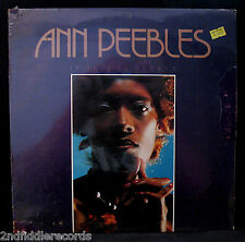 ANN PEEBLES-Fully Sealed IF THIS IS HEAVEN Album-Funk-Northern Soul-NO BAR CODE