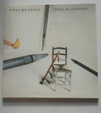 Paul McCartney Pipes of Peace 1983 LP US First Edition