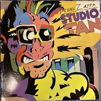 Frank Zappa – Studio Tan : Original 1978 Vinyl LP Discreet DSK 2291 LA Press EX