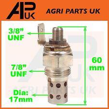 "NEW Universal Heater Glow Plug Tractor Spade Terminal Thread 7/8"" UNF Perkins"