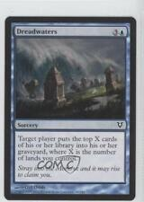 2012 Magic: The Gathering - Avacyn Restored Booster Pack Base 49 Dreadwaters 0a1