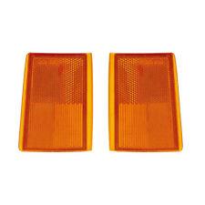 NEW SET OF SIDE MARKER LIGHTS FIT CHEVROLET GMC K1500 K2500 SUBURBAN 5975197