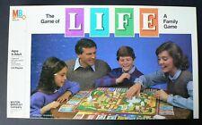 Vintage 1985 GAME OF LIFE Board game 100% complete! EXCELLENT SHAPE!