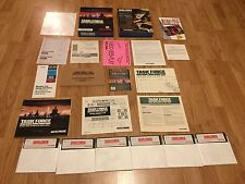 Task Force 1942 Micropose Big Big IBM 386 486 Floppy Game Very Complete Wow PC2