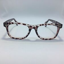 36f4d0855ae Zenni Optical 279725 Square Leopard Print Eyeglasses 49-20-138