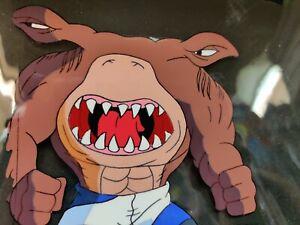STREET SHARKS Animation Cartoon cel original production art
