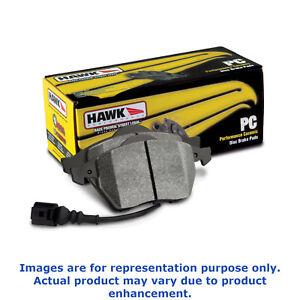 Hawk For 2012-2014 McLaren MP4-12C Base & Spider Disc Brake Pad Front HB585Z.660