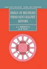 Design of Brushless Permanent-Magnet Motors (Monographs in Electrical-ExLibrary