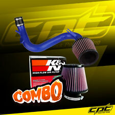 07-13 Mazdaspeed 3 Turbo 2.3L Blue Cold Air Intake + K&N Air Filter