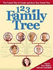 1-2-3 Family Tree : The Fastest Way to Create and Grow Your Family Tree...