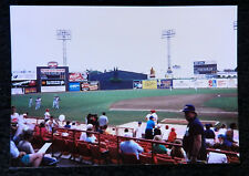 (3) VINTAGE ROCHESTER RED WINGS SIVER STADIUM ORIGINAL PHOTOS LOT