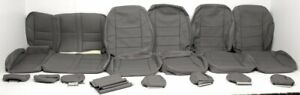 OEM Volkswagen Routan Leather Seat Cover Set 7B0-061-600-DE5