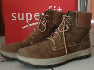 Superfit Schuhe Winterschuhe Stiefel Gr.42 WMS weit