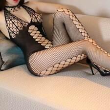 Tenue Sous-vêtements Combinaison Creuse Sexy Poupé Intime Erotique Femme Collant
