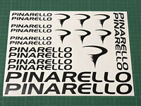 PINARELLO Cycling Stickers Decals Colours Sizes Graphics Bike Frame Fork Road