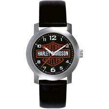 Harley-Davidson® Women's Bulova Bar & Shield Wrist Watch 76L10 Read Description