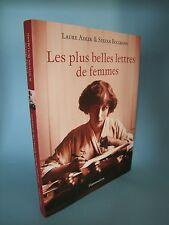 LES PLUS BELLES LETTRES DE FEMMES : LAURE ADLER & STEFAN BOLLMANN