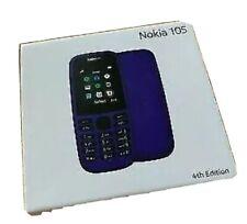 2 x Nokia 105 4th edition black