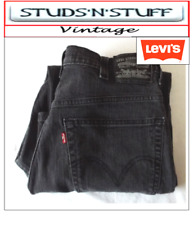 """VINTAGE LEVIS 559'S RELAXED STRAIGHT JEANS W38"""" L24"""" APROX SIZE UK  18  T53"""
