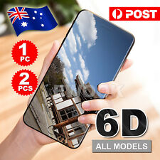 For iPhone XS X 8 7 Plus Tempered Glass Screen Protector 6D Full Cover For Apple