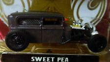 WEST COAST CHOPPERS JESSE JAMES SWEET PEA HOT ROD RAT ROD COLLECTIBLE CAR MGA