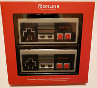 OFFICIAL OEM WIRELESS NINTENDO SWITCH ONLINE NES CONTROLLERS FREE PRIORITY SHIP